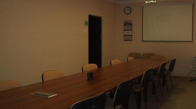 Sala Konferencyjna Z Rzutnikiem
